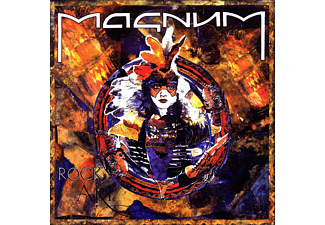 Magnum - Rock Art [CD]
