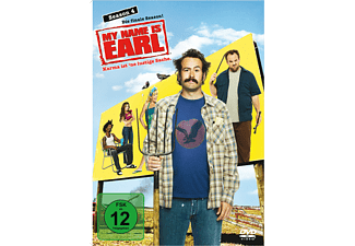 My Name is Earl 4 Komödie DVD