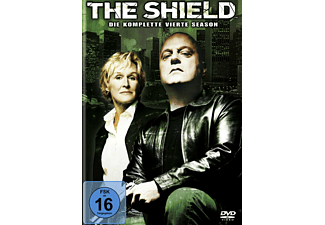 The Shield - Staffel 4 - (DVD)
