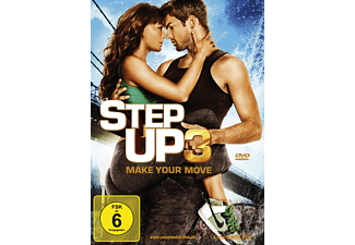 STEP UP 3 Tanzfilm DVD