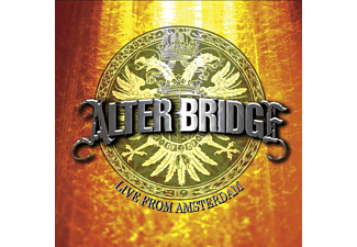 Alter Bridge - LIVE FROM AMSTERDAM [CD + DVD Video]