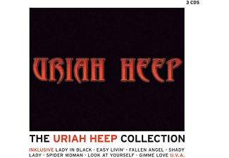 Uriah Heep - The Uriah Heep Collection [CD]
