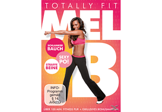 Mel B. - Totally Fit Fitness DVD