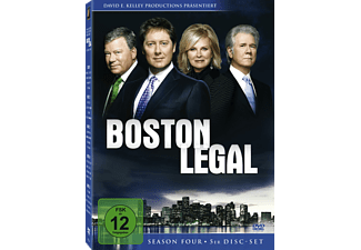 Boston Legal - Season 4 - (DVD)