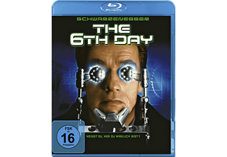The 6th Day - (Blu-ray)