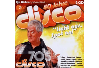 Various - Iljas Disco: 70s Best [CD]