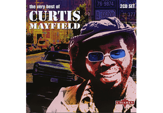 The Very Best Of Curtis Mayfield Kaufen Saturn