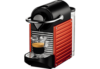 TURMIX Nespresso Kaffeemaschine Pixie TX 160 Electric Red