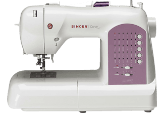 SINGER Curvy 8763, Freiarm-Nähmaschine