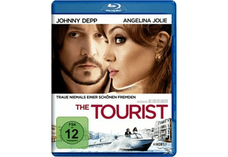 The Tourist - (Blu-ray)