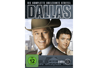 Dallas - Staffel 13 - (DVD)