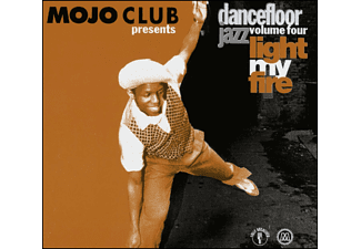 Various - Mojo Club Vol.4-Light My Fire [CD]