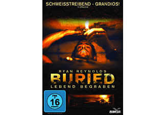 Buried - Lebend begraben Thriller DVD