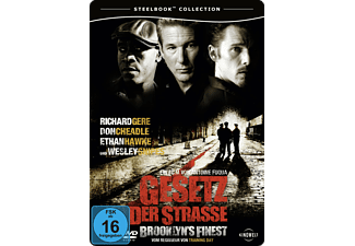 Gesetz der Straße - Brooklyn´s Finest (Steelbook Collection) [DVD]