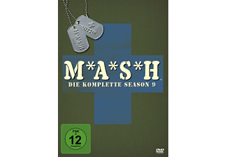 Mash - Staffel 9 [DVD]