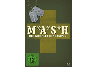 Mash - Staffel 5 [DVD]