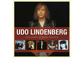 Udo Lindenberg - Original Album Series - (CD)