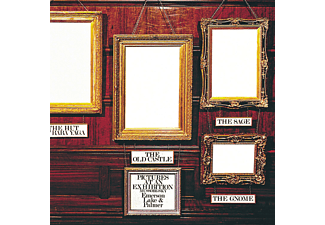 Emerson, Lake & Palmer - Pictures At An Exhibition [CD]