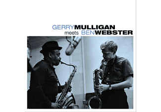 MULLIGAN,GERRY & Webster, Ben - Gerry Mulligan Meets Ben Webster - (CD)