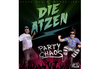 Die Atzen - Party Chaos - (CD)