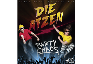 Die Atzen - Party Chaos (Limited Version) - (CD)