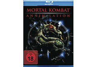 Mortal Kombat 2: Annihilation - (Blu-ray)