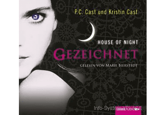 House of Night - Gezeichnet - (CD)