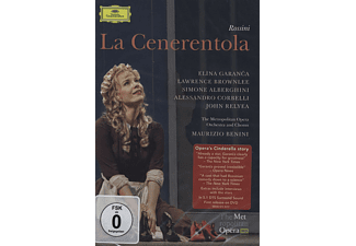 Elina Garanca - La Cenerentola [DVD + Video Album]