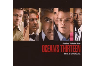 Various, David Ost/Holmes - Ocean's Thirteen [CD]