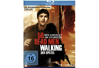 50 Dead Men Walking - (Blu-ray)