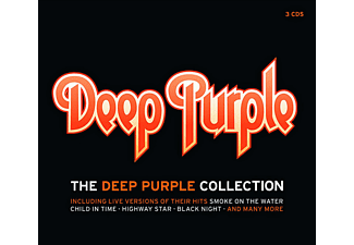 Deep Purple - THE DEEP PURPLE COLLECTION [CD]
