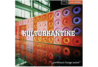 Various - Kulturkantine - Worldmusic Lounge Session [CD]