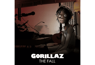 Gorillaz - The Fall - (CD EXTRA/Enhanced)