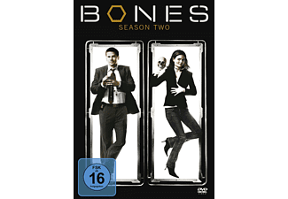 Bones - Staffel 2 [DVD]