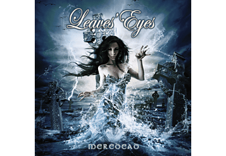 Leaves' Eyes - Meredead - (CD)