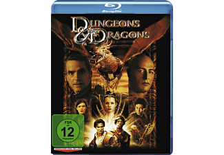 Dungeons & Dragons - (Blu-ray)