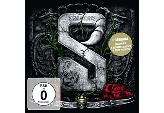 The Scorpions - STING IN THE TAIL [CD + DVD Video]