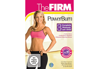 Gaiam - The Firm - PowerBurn [DVD]