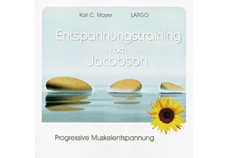 Largo / Karl C. Mayer - Entspannungstraining nach Jacobson - (CD)