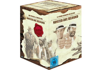 Bud Spencer & Terence Hill Monsterbox - Reloaded [DVD]
