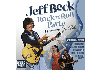 Jeff Beck - Rock'n'roll Party (Honoring Les Paul) [CD]