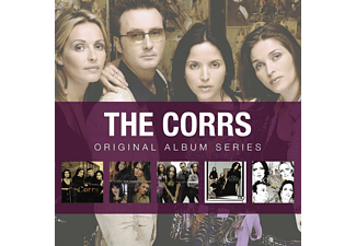 The Corrs - Original Album Series [CD]