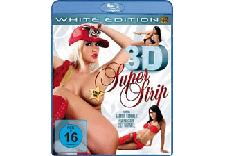 3D Super Strip-White Edition [3D Blu-ray]