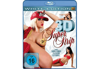 3D Super Strip-White Edition - (3D Blu-ray)