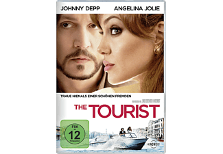TOURIST Action DVD