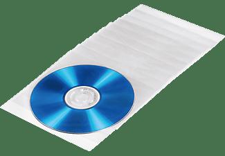 Hama HAMA CD-DVD ROM SLEEVES 100ST TRANSPARAN