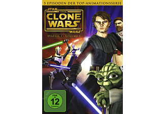 Star Wars: The Clone Wars - Season 1 - Vol. 1 - (DVD)