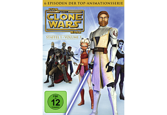 Star Wars: The Clone Wars - Staffel 1.3 - (DVD)