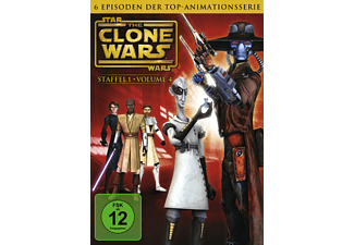 Star Wars: The Clone Wars - Staffel 1.4 [DVD]