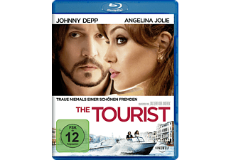 Tourist Action Blu-ray